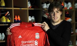 A reported fee of £7m, brought the Young Copa America star to Anfield.