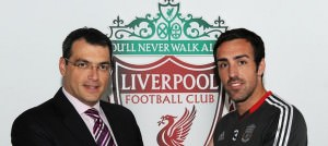 Jose Enrique signed for Liverpool for a reported fee of £5.5million